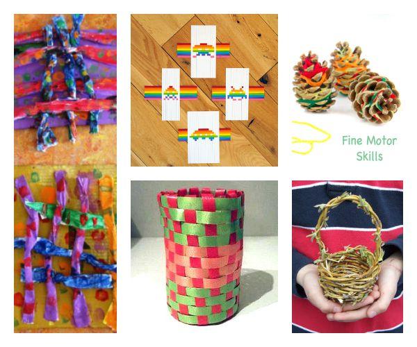 16 Weaving Ideas For Kids Sparklingbuds