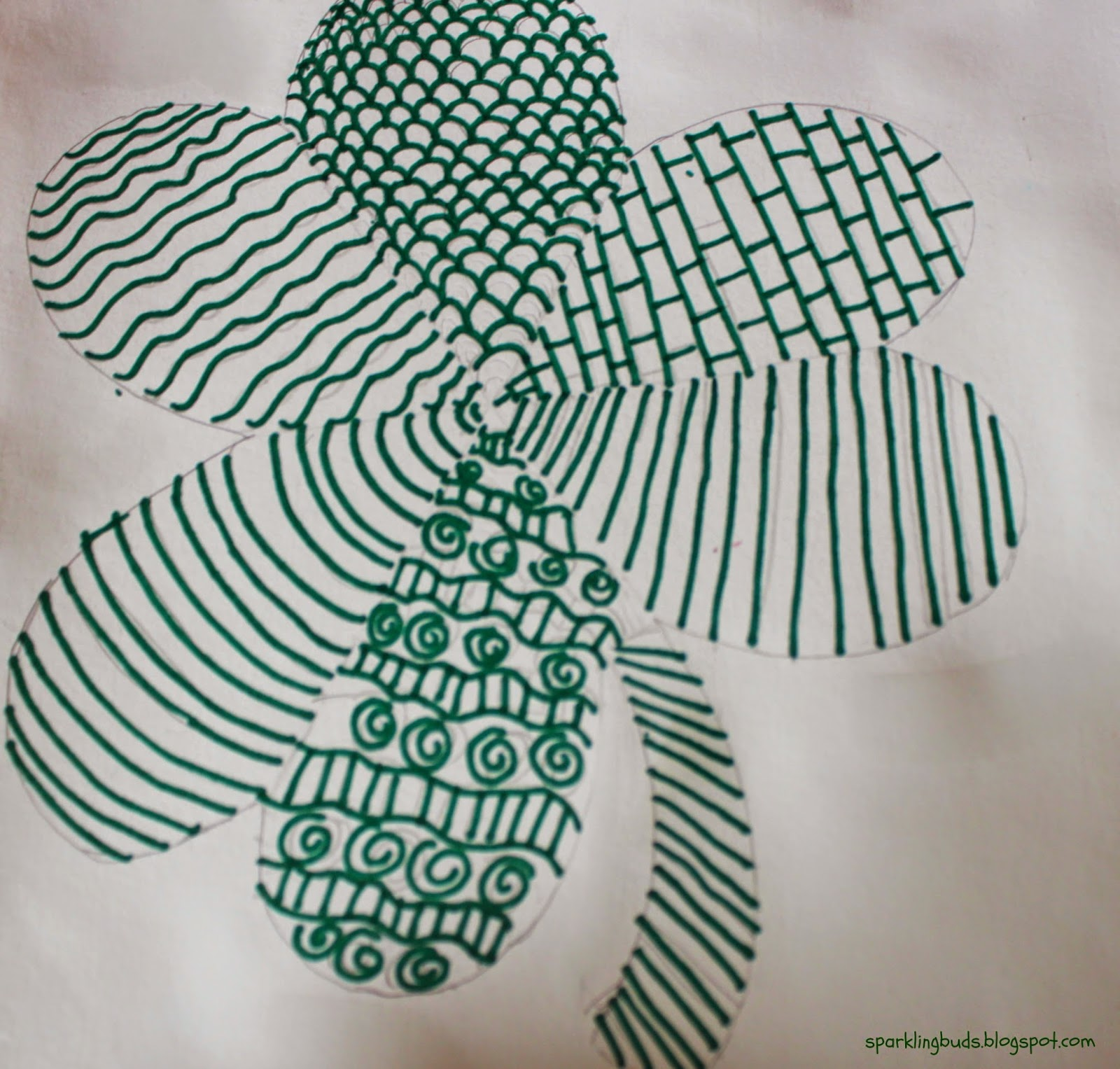 St.Patrick's day shamrock painting ideas